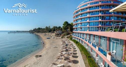 Снимка от хотел Сириус бийч