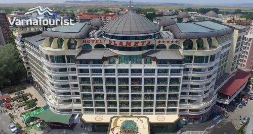 Hotel Planet14
