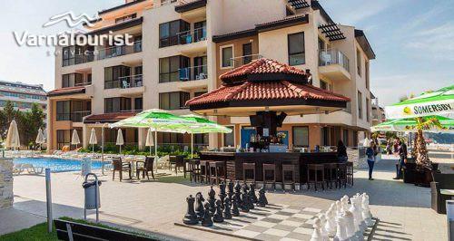 Obzor Beach Resort10
