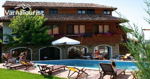 Хотел Извора в Арбанаси