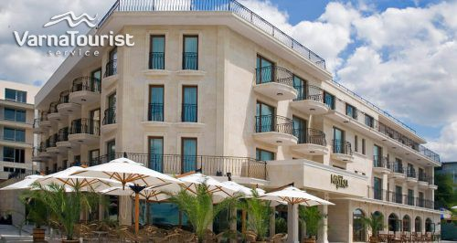 Хотел Мистрал в Балчик