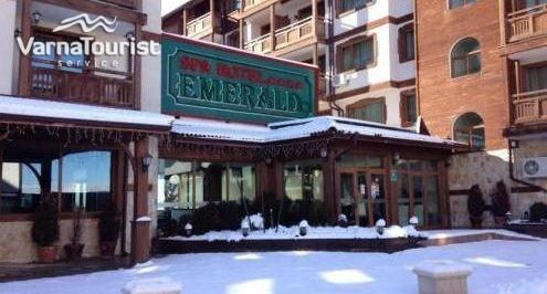 на ски в Банско в хотел Емералд