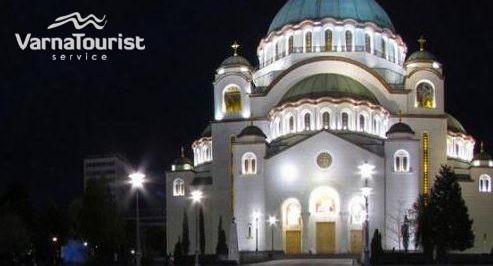 Коледа Белград