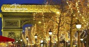 Коледен Париж