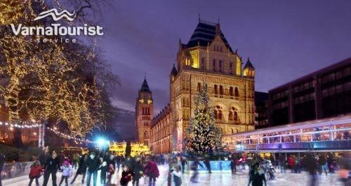 Коледа Лондон
