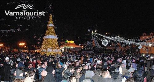Нова година Охрид