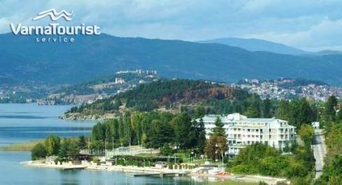 Нова година Охридското езеро