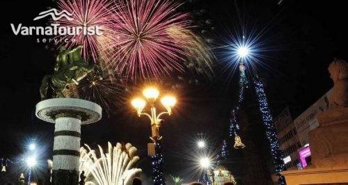 Нова година Скопие