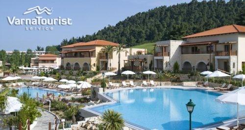 Aegean Melathron Hotel, Халкидики Касандра оферти, цени и промоции за ранно записване, Last Minute оферти, All inclusive пакети за море в Гърция.