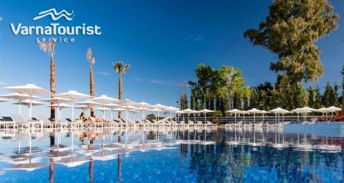 Почивка на Халкидики Касандра лято 2017 с включени Ultra All inclusive пакети за Хотел Potidea Palace