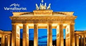 Промо екскурзия до Берлин със самолет 3 нощувки и самолетен билет
