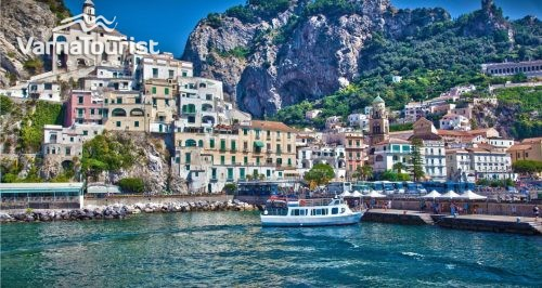 Промо екскурзия до Неапол самолет 4 нощувки със закуски и самолетен билет