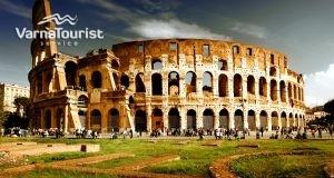 Промо екскурзия до Рим 4 нощувки самолет от 399 лв с Туристическа агенция Варна Турист Сервиз.