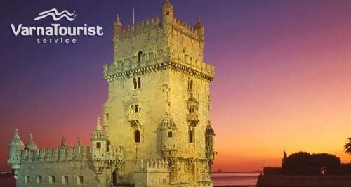 Промо екскурзия до Лисабон със самолет 4 нощувки със закуски и самолетен билет.