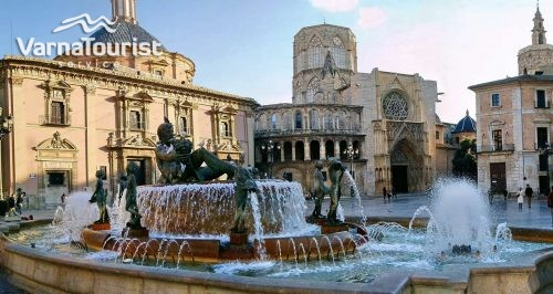 Промо екскурзия до Валенсия 3 или 4 нощувки със закуски и самолетен билет за 350 лв.