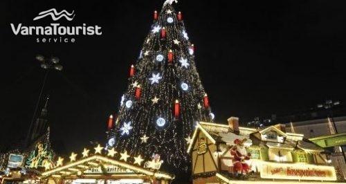 Коледа на Олимпийска Ривиера - автобус