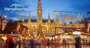 Екскурзия за Коледа от Варна до Виена и Будапеща