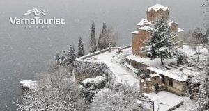 Коледен Охрид с автобус от София