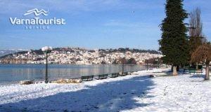 Нова година на Охридското езеро