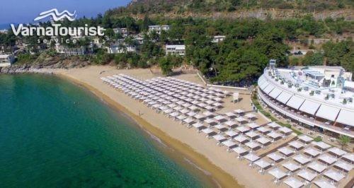 почивка кавала tosca beach
