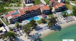 Почивка на Тасос в хотел Rachoni Bay