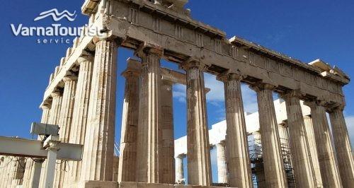 Новогодишна оферта за Атина с автобус