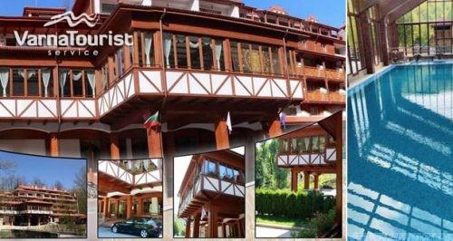 Нова година в хотел Боженци в село Черневци
