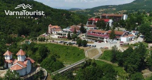 Нова година до Пролом Баня в Сърбия