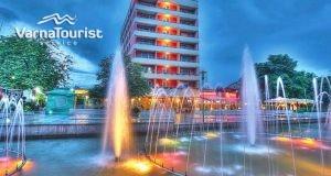 СПА Коледа в центъра на Сандански хотел свети никола