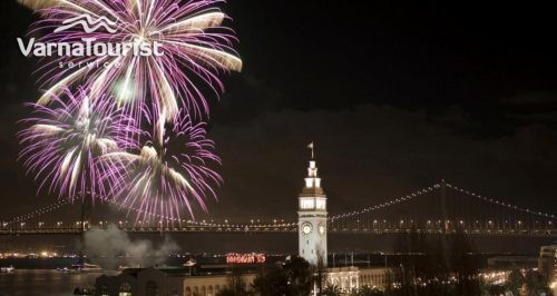 Новогодишен Истанбул от Варна