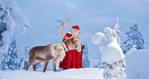 Нова година при Дядо Коледа в ЛАПЛАНДИЯ