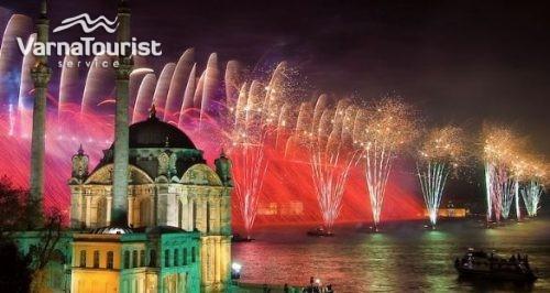 Новогодишна екскурзия до Истанбул от София