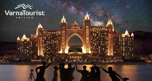 Новогодишна ваканция в Дубай