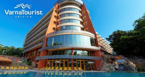 Ultra All Inclusive в хотел Атлас Златни пясъци