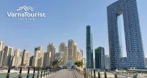 Великденски празници в Дубай с полет от София