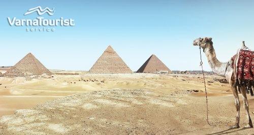 Оферта за Египет с Кайро и Хургада и полети от София